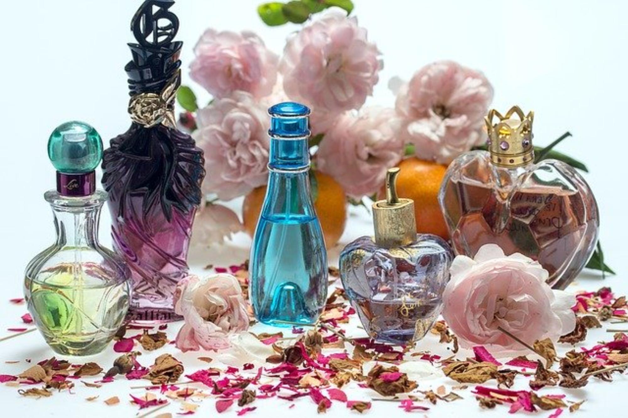 Sekret perfum z piżmem