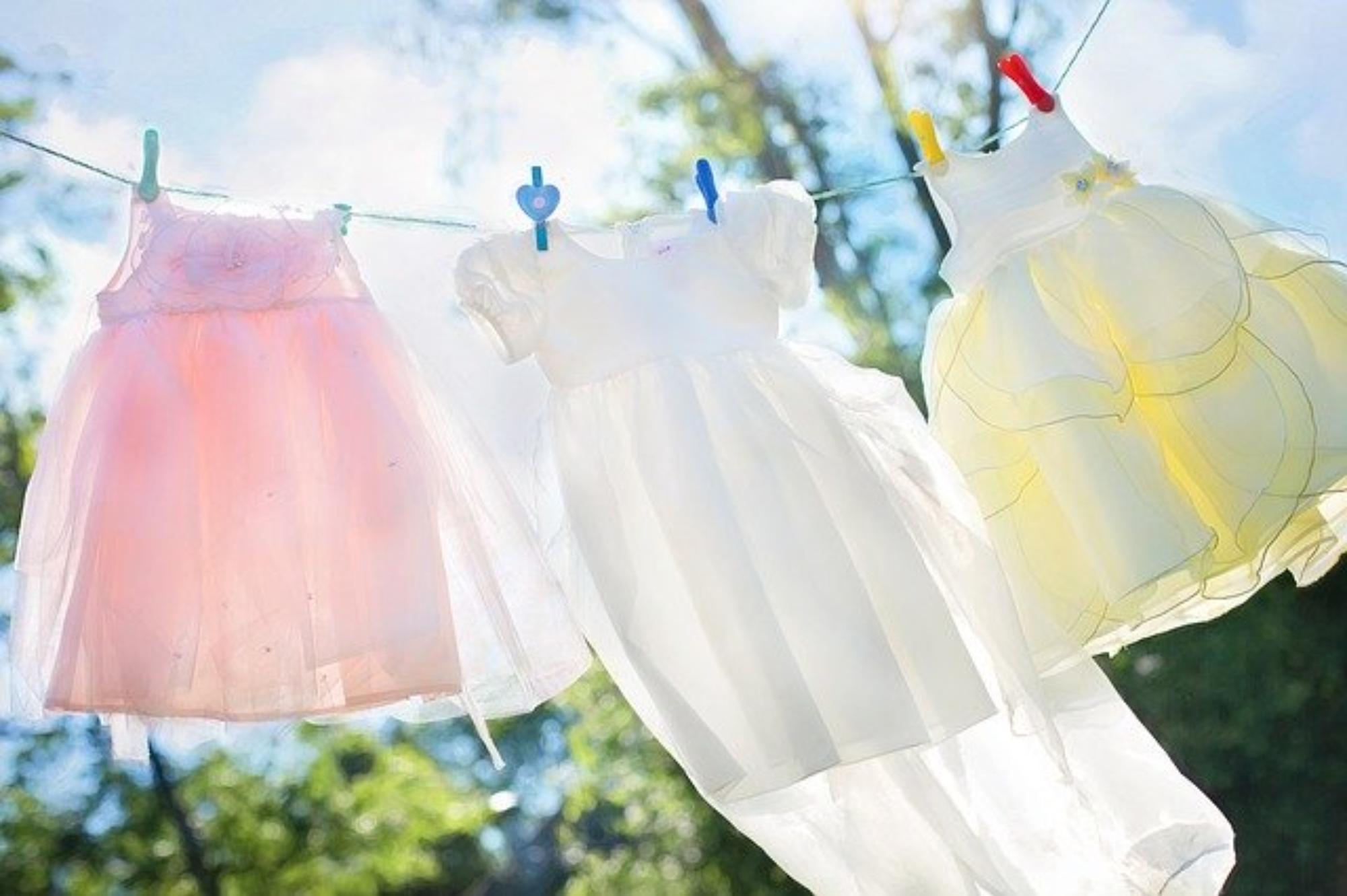 sposoby na pachnące pranie