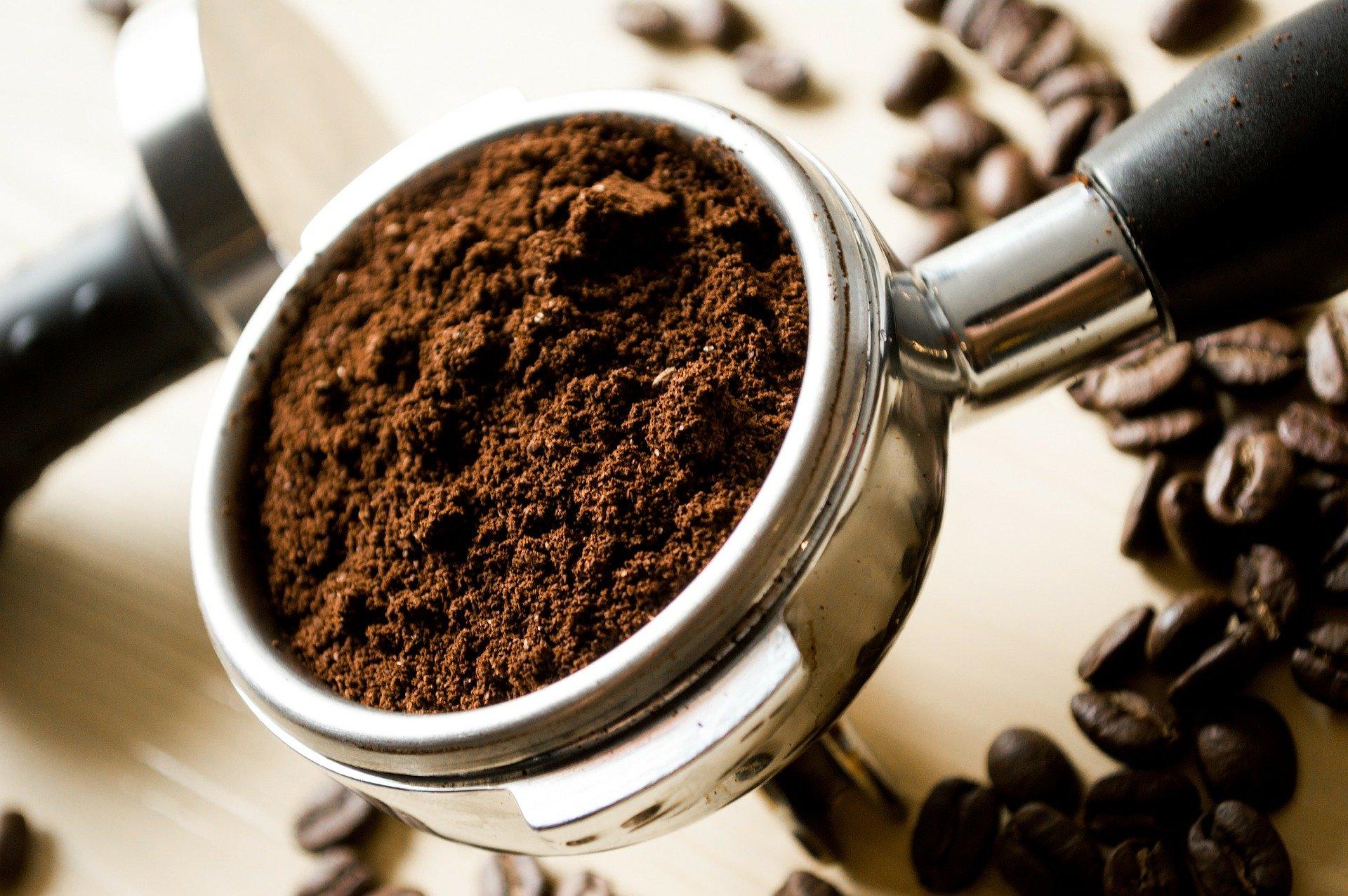 Co zrobić z resztkami kawy?
